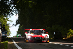 BES: #1 Belgian Audi Club Team WRT Audi R8 LMS ultra: René Rast, Laurens Vanthoor, Markus Winkelhock