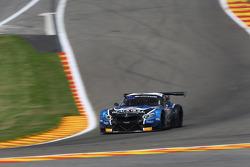BES: #79 Ecurie Ecosse BMW Z4: Andrew Smith, Alasdair McCaig, Oliver Bryant, Alexander Sims