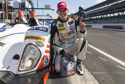 PC polesitter Colin Braun