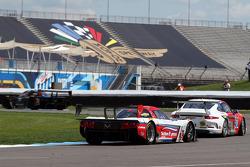 TUSC: #5 Action Express Racing Corvette DP: Joao Barbosa, Christian Fittipaldi