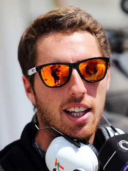 Daniel Juncadella, Sahara Force India F1 Team