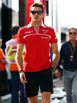 F1: Jules Bianchi, Marussia F1 Team