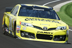 NASCAR-CUP: Matt Kenseth, Joe Gibbs Racing Toyota