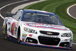 NASCAR-CUP: A.J. Allmendinger, JTG Daugherty Racing Chevrolet