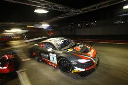 #3 Belgian Audi Club Team WRT Audi R8 LMS ultra: Christopher Mies, James Nash, Frank Stippler