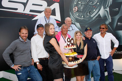 Previous winners celebrate 90 years of Spa 24 Hours