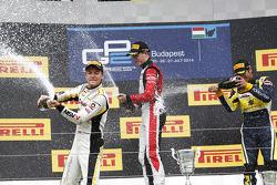 Stoffel Vandoorne, Jolyon Palmer, Felipe Nasr
