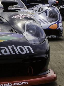 Porsche GT1 details
