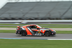 #28 Tim Bell Racing Nissan 370Z: Tim Bell, Dane Cameron