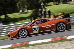 #26 FF Corse Ferrari 458 Challenge: Calum Lockie, David Mason