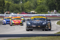 IMSA: #56 BERG Racing Porsche Cayman: Jeff Mosing, Eric Foss