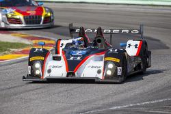 #7 Starworks Motorsport ORECA FLM09: Martin Fuentes, John Martin, Alex Popow