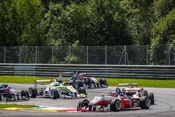 EUROF3: Santino Ferrucci, Eurointernational Dallara F312 Mercedes