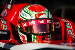 EUROF3: Antonio Fuoco, Prema Powerteam Dallara F312 Mercedes