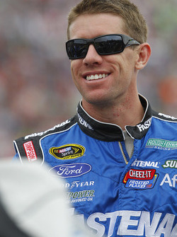 NASCAR-CUP: Carl Edwards, Roush Fenway Racing Ford