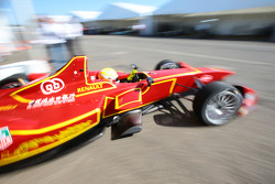 FORMULA-E: Nelson Piquet Jr., China Racing