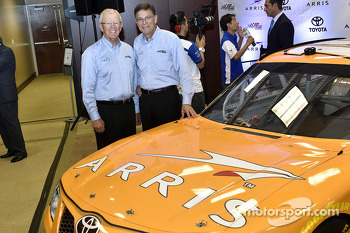 Joe Gibbs Racing 2015 driver announcement