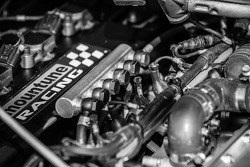 #07 SH Racing Rallycross Ford Fiesta ST engine