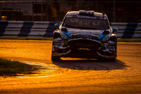 #43 Hoonigan Racing Division Ford Fiesta ST: Ken Block