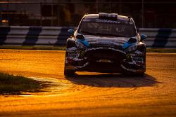 RALLYCROSS: #43 Hoonigan Racing Division Ford Fiesta ST: Ken Block
