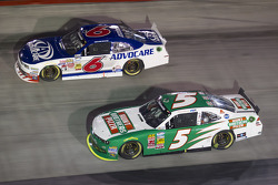 Kevin Harvick and Trevor Bayne