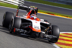 F1: Max Chilton, Marussia F1 Team MR03