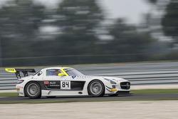 BSS: #84 HTP Motorsport Mercedes SLS AMG GT3: Maximilian Götz, Nico Verdonck