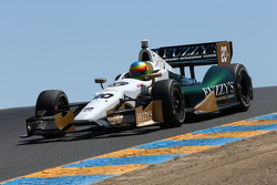 INDYCAR: Mike Conway, Ed Carpenter Racing Chevrolet