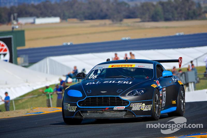 #06 TRG – AMR Aston Martin Vantage GT4: Santiago Creel