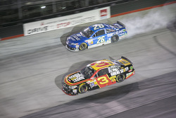 Austin Dillon and Cole Whitt