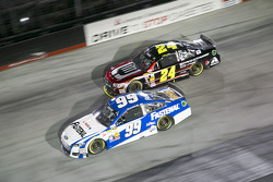 Carl Edwards and Jeff Gordon