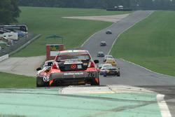 #76 Compass360 Racing Subaru WRX STI: Ray Mason, Pierre Kleinubing