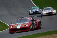 #29 AF Corse Ferrari 458 Italia GT3: Pasin Lathouras, Matt Griffin