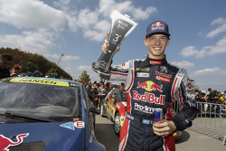 Third place Timmy Hansen