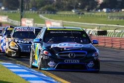 Lee Holdsworth and Craig Baird, Erbus Racing Mercedes