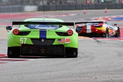 #57 Krohn Racing Ferrari F458 Italia: Tracy Krohn, Nic Jonsson, Ben Collins