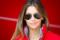 A charming Kessel Racing girl