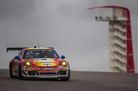 #73 Park Place Motorsports Porsche 911 Gt America: Patrick Lindsey, Norbert Siedler