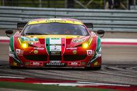 #51 AF Corse Ferrari 458 Italia: Gianmaria Bruni, Toni Vilander