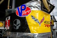 Corvette fuel tank
