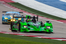 #30 Extreme Speed Motorsport HPD ARX 03b - Honda: Scott Sharp, Ryan Dalziel, Ed Brown