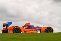 #25 8Star Motorsports ORECA FLM09: Luis Diaz, Sean Rayhall
