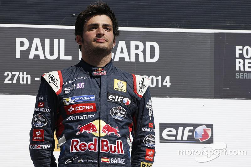 Carlos Sainz Jr. - 2014
