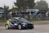 Pontus Tidemand and Patrik Barth, Ford Fiesta R5