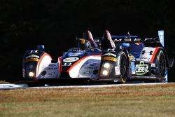 #7 Starworks Motorsport ORECA FLM09: Martin Fuentes, John Martin, Adam Merzon, Ryan Eversley