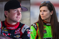 Kurt Busch and Danica Patrick combo