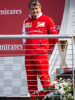 Marco Mattiacci, Ferrari F1 team principal