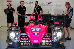 #35 OAK Racing Morgan - Judd: Mark Patterson, Keiko Ihara, David Cheng