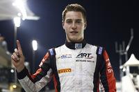 Polesitter Stoffel Vandoorne, ART Grand Prix