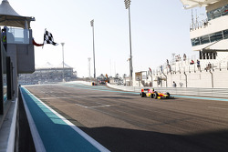Stefano Coletti, Racing Engineering takes the win